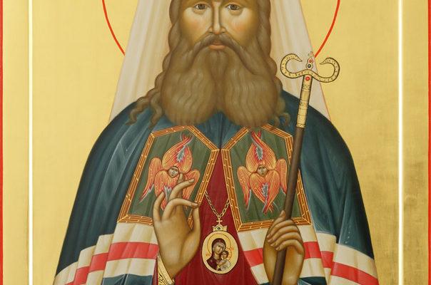 Святитель Филаре́т (Амфитеатров), в схиме Феодо́сий, митрополит Киевский
