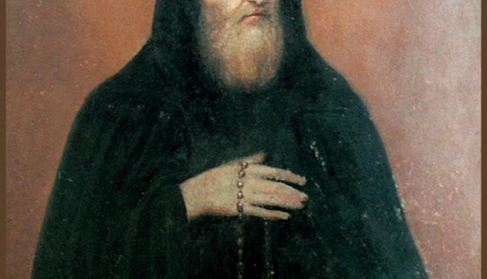 Преподобный Пи́мен Печерский, постник